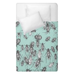 Cockroach Insects Duvet Cover Double Side (single Size) by Mariart