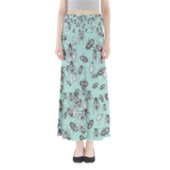 Cockroach Insects Maxi Skirts by Mariart