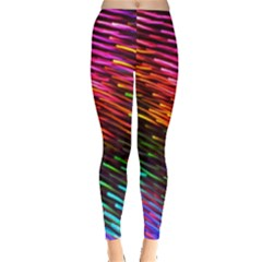Rainbow Shake Light Line Leggings