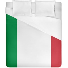 National Flag Of Italy  Duvet Cover (california King Size) by abbeyz71