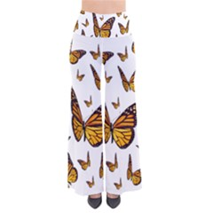 Butterfly Spoonflower Pants by Mariart