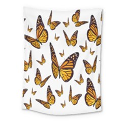 Butterfly Spoonflower Medium Tapestry by Mariart