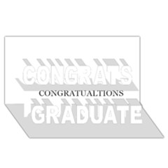 Congratulations Graduation Card by Colorfulart23