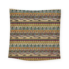Aztec Pattern Square Tapestry (small)