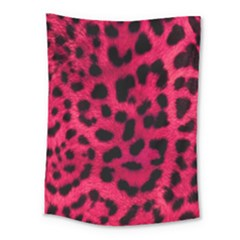 Leopard Skin Medium Tapestry by BangZart