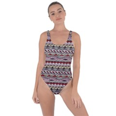 Aztec Pattern Patterns Bring Sexy Back Swimsuit by BangZart