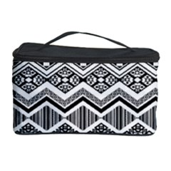 Aztec Design  Pattern Cosmetic Storage Case by BangZart