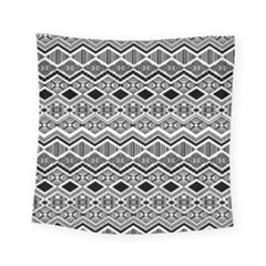 Aztec Design  Pattern Square Tapestry (small)