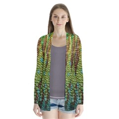 Chameleon Skin Texture Cardigans by BangZart