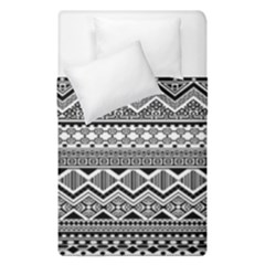 Aztec Pattern Design Duvet Cover Double Side (single Size) by BangZart