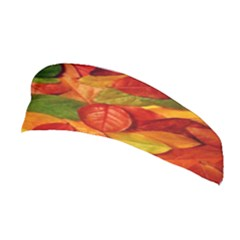 Leaves Texture Stretchable Headband