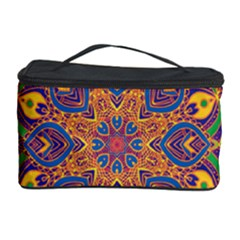 Ornate Mandala Cosmetic Storage Case