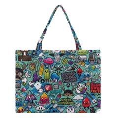 Comics Medium Tote Bag by BangZart