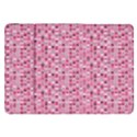 Abstract Pink Squares Samsung Galaxy Tab 8.9  P7300 Flip Case View1