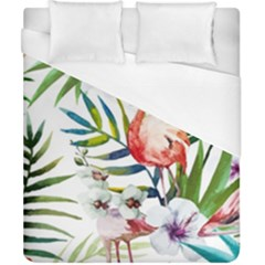 Mingo Duvet Cover (california King Size) by LimeGreenFlamingo
