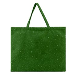 Awesome Allover Stars 01d Zipper Large Tote Bag by MoreColorsinLife