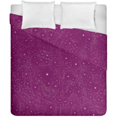 Awesome Allover Stars 01e Duvet Cover Double Side (california King Size) by MoreColorsinLife