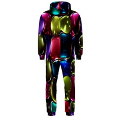 Stained Glass Hooded Jumpsuit (men)