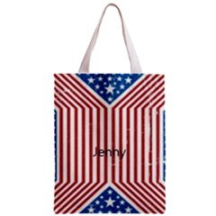 A Grunge Americanclassic Tote Bag by Wanni