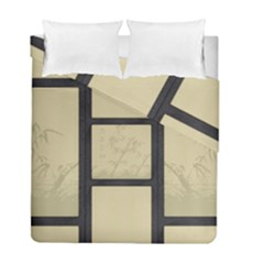 Tatami   Bamboo Duvet Cover Double Side (full/ Double Size) by RespawnLARPer