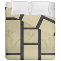 Tatami   Bamboo Duvet Cover Double Side (california King Size) by RespawnLARPer