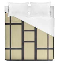 Tatami Duvet Cover Double Side (queen Size) by RespawnLARPer