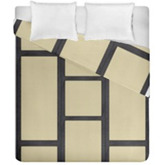Tatami Duvet Cover Double Side (california King Size) by RespawnLARPer