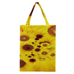 Beautiful Sunflowers Classic Tote Bag by BangZart