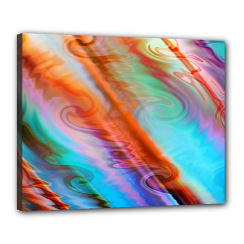 Cool Design Canvas 20  X 16  by BangZart