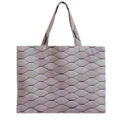 Roof Texture Zipper Mini Tote Bag by BangZart