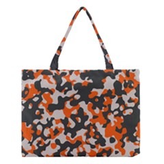 Camouflage Texture Patterns Medium Tote Bag by BangZart