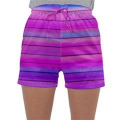 Cool Abstract Lines Sleepwear Shorts