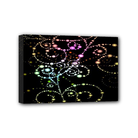 Sparkle Design Mini Canvas 6  X 4  by BangZart