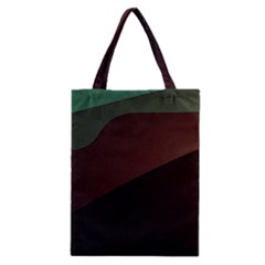 Color Vague Abstraction Classic Tote Bag by BangZart