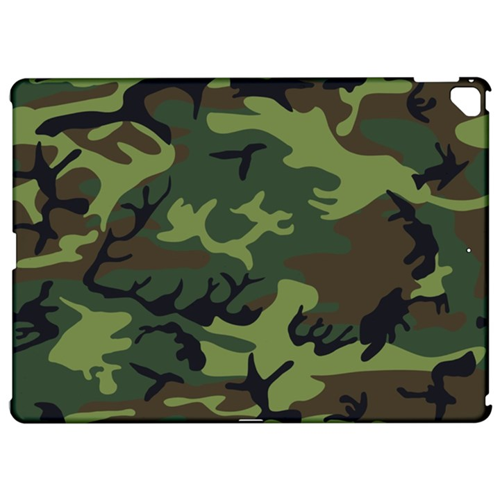 Military Camouflage Pattern Apple iPad Pro 12.9   Hardshell Case