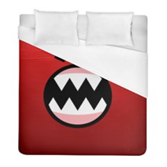 Funny Angry Duvet Cover (full/ Double Size) by BangZart