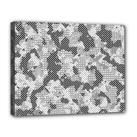 Camouflage Patterns Canvas 14  X 11  by BangZart
