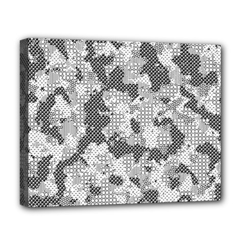 Camouflage Patterns Deluxe Canvas 20  X 16   by BangZart