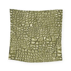 Aligator Skin Square Tapestry (small) by BangZart