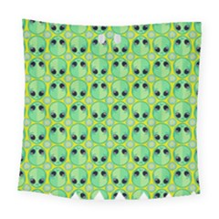 Alien Pattern Square Tapestry (large) by BangZart