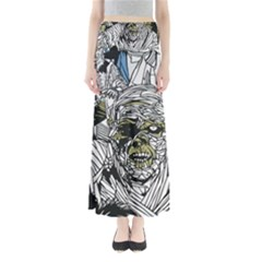 The Monster Squad Full Length Maxi Skirt by BangZart