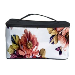Texture Pattern Fabric Design Cosmetic Storage Case by BangZart