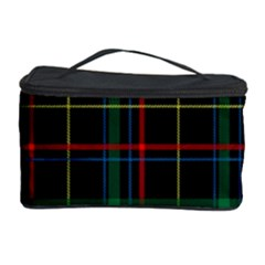 Tartan Plaid Pattern Cosmetic Storage Case by BangZart