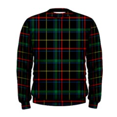 Tartan Plaid Pattern Men s Sweatshirt by BangZart