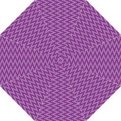 Zig Zag Background Purple Straight Umbrellas by BangZart