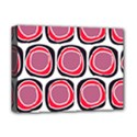 Wheel Stones Pink Pattern Abstract Background Deluxe Canvas 16  x 12   View1