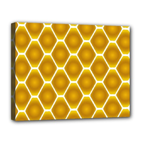 Snake Abstract Pattern Canvas 14  X 11  by BangZart
