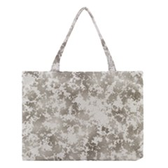 Wall Rock Pattern Structure Dirty Medium Tote Bag by BangZart