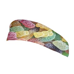 Jelly Beans Candy Sour Sweet Stretchable Headband by BangZart