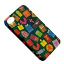 Presents Gifts Background Colorful Apple iPhone 4/4S Hardshell Case with Stand View5
